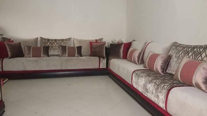 salon marocain ameublement marrakech maison et interieur. Black Bedroom Furniture Sets. Home Design Ideas