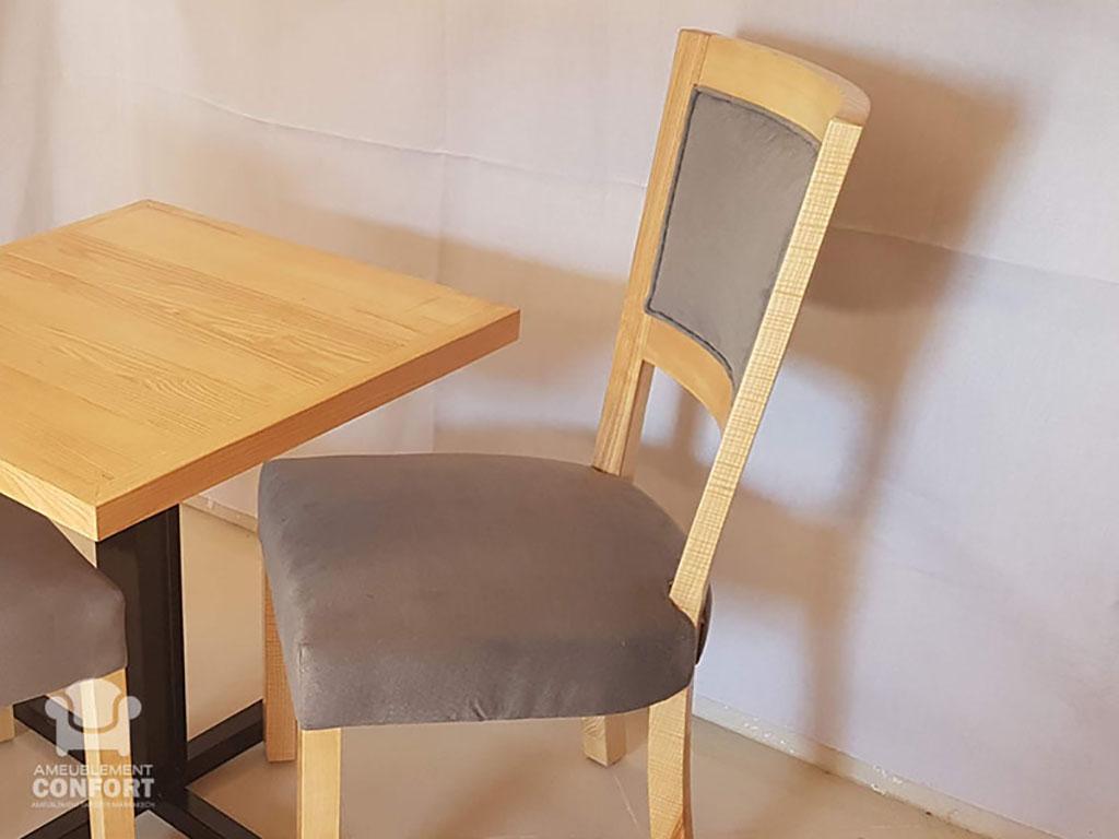 Chaise sur mesure Marrakech